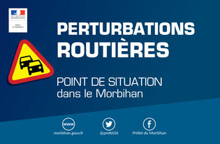 Perturbations à la circulation routière - 16 novembre 2019