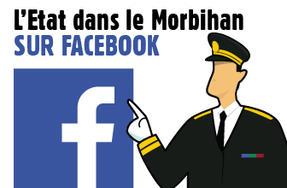 L'actualité de l'Etat dans le Morbihan sur Facebook