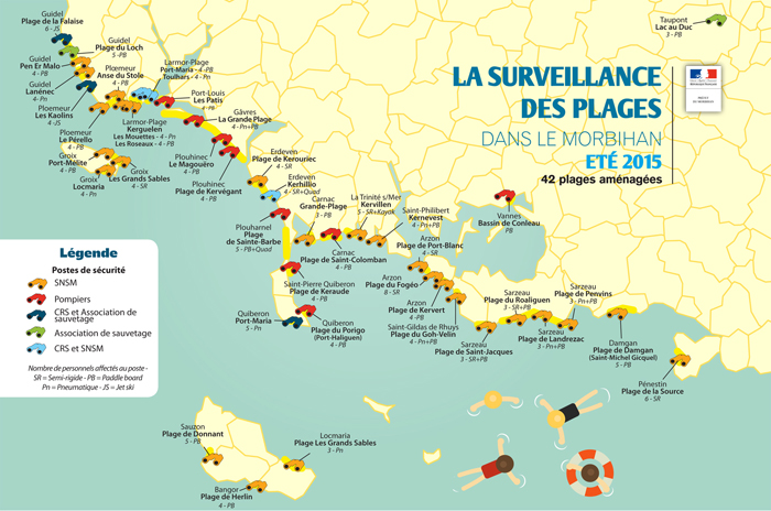 L'été 2015 dans le Morbihan / Evènements / Actualités / Accueil